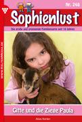 Sophienlust 248 - Liebesroman