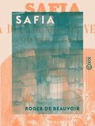 Safia - Ou la Décadence de Venise