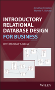 Introductory Relational Database Design for Business, with Microsoft Access