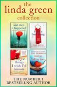 The Linda Green Collection: From the no1 author of While My Eyes Were Closed