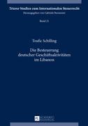 Die Besteuerung deutscher Geschaeftsaktivitaeten im Libanon