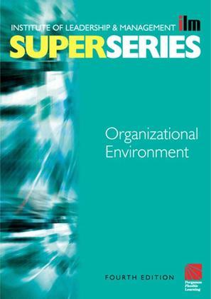 Organisational Environment Super Series