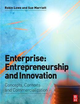 Enterprise: Entrepreneurship and Innovation