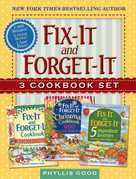 Fix-It and Forget-It Box Set