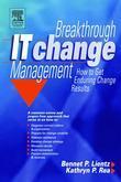 Breakthrough It Change Management