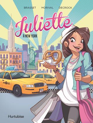 Juliette à New York - La BD