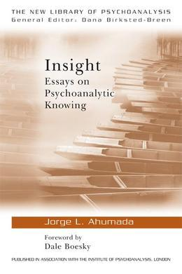 Insight: Essays on Psychoanalytic Knowing