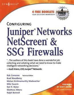 Configuring Juniper Networks NetScreen and SSG Firewalls