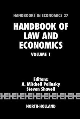 Handbook of Law and Economics