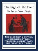 The Sign of the Four: With linked Table of Contents