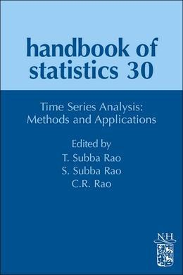 Handbook of Statistics: Time Series Analysis: Methods and Applications