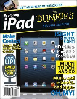 Exploring iPad for Dummies