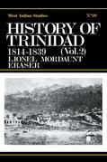 History of Trinidad from 1781-1839 and 1891-1896