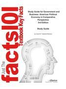 Government and Business, American Political Economy in Comparative Perspective