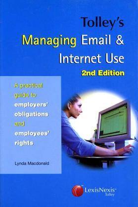 Tolley's Managing Email & Internet Use