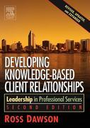 Developing Knowledge-Based Client Relationships