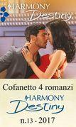 Cofanetto 4 romanzi Harmony Destiny - 13