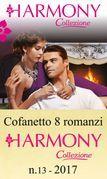 Cofanetto 8 romanzi Harmony Collezione - 13