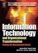 Information Technology and Organizational Transformation