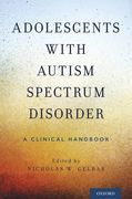 Adolescents with Autism Spectrum Disorder