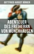 Abenteuer des Freiherrn von Münchhausen (Vollständige Ausgabe)