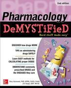 Pharmacology Demystified. 2e