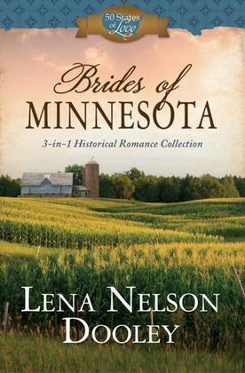 Brides of Minnesota: 3-in-1 Historical Romance