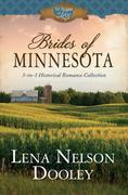 Brides of Minnesota: 3-in-1 Historical Romance