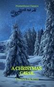 A Christmas Carol (Best Navigation, Active TOC)(Prometheus Classics)