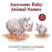 Awesome Baby Animal Names