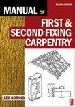 Manual of First and Second Fixing Carpentry