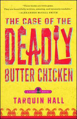 The Case of the Deadly Butter Chicken