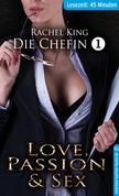 Die Chefin 1 | Erotische 45 Minuten - Love, Passion & Sex (Chefin, Dominant, Neustart, Paarsex MFMF, Pärchen Sex, Squirting)
