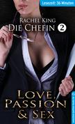 Die Chefin 2 | Erotische 36 Minuten - Love, Passion & Sex (Chefin, Dominant, Neustart, Paarsex MFMF, Pärchen Sex, Squirting)