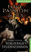 Sexgierige Studentinnen | Erotische 63 Minuten - Love, Passion & Sex (Erotik, Fantasie, Fick, Lust, Sex)