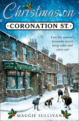 Image de couverture (Christmas on Coronation Street: The perfect Christmas read)