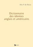 Dictionnaire des idiomes anglais et américains