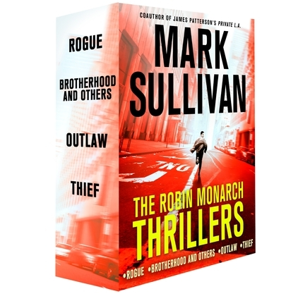 The Robin Monarch Thrillers
