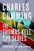 The Thomas Kell Spy Series, Books 1-3