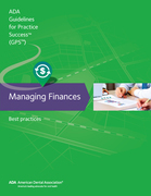 Managing Finances: Guidelines for Practice Success