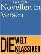 Novellen in Versen