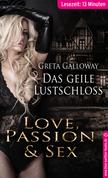 Das geile Lustschloss | Erotische 13 Minuten - Love, Passion & Sex (Augen verbinden, Besondere Orte, Fesseln, Gangbang, Zuschauen)