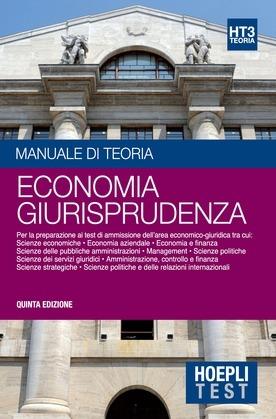 Hoepli Test 3 - Economia Giurisprudenza