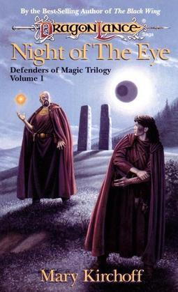Night of the Eye: Defenders of Magic, Book 1