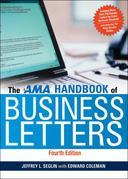 AMA Handbook of Business Letters
