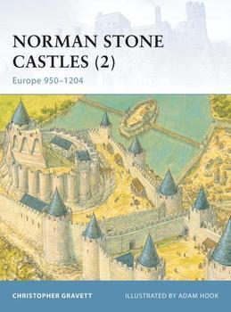 Norman Stone Castles (2): Europe 950-1204