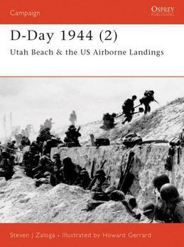 D-Day 1944 (2): Utah Beach & the US Airborne Landings