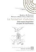 La Formation d'adultes