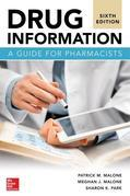 Drug Information A Guide for Pharmacists 6/E