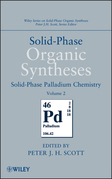 Solid-Phase Organic Syntheses, Solid-Phase Palladium Chemistry